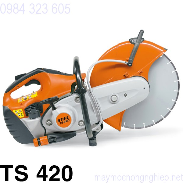 may-cat-be-tong-cam-tay-chay-xang-stihl-ts420-luoi-350mm-cua-duc
