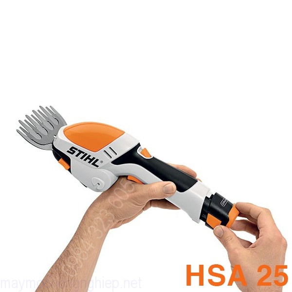 may-cat-tia-co-hang-rao-bonsai-cam-tay-stihl-hsa-25-chinh-hang 3