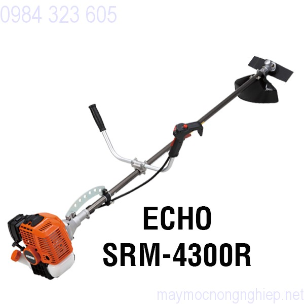may-cat-co-deo-vai-chay-xang-echo-srm-4300r-xuat-xu-nhat-ban
