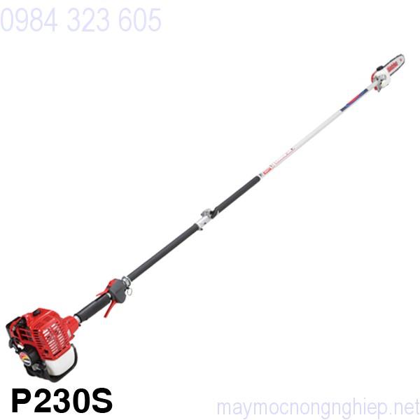 may-cua-cat-canh-nhanh-cay-tren-cao-shindaiwa-p230s-nhat-ban