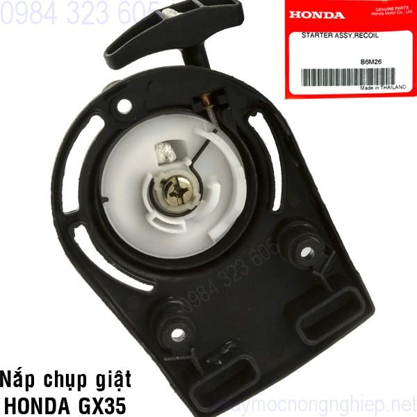 nap-chup-giat-mat-giat-bo-khoi-dong-honda-gx35-chinh-hang-loai-tot 4